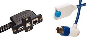 Cable<br /> Assemblies