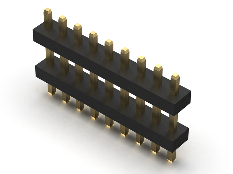 BC025 - 1.00mm pitch Header Board to Board Connector