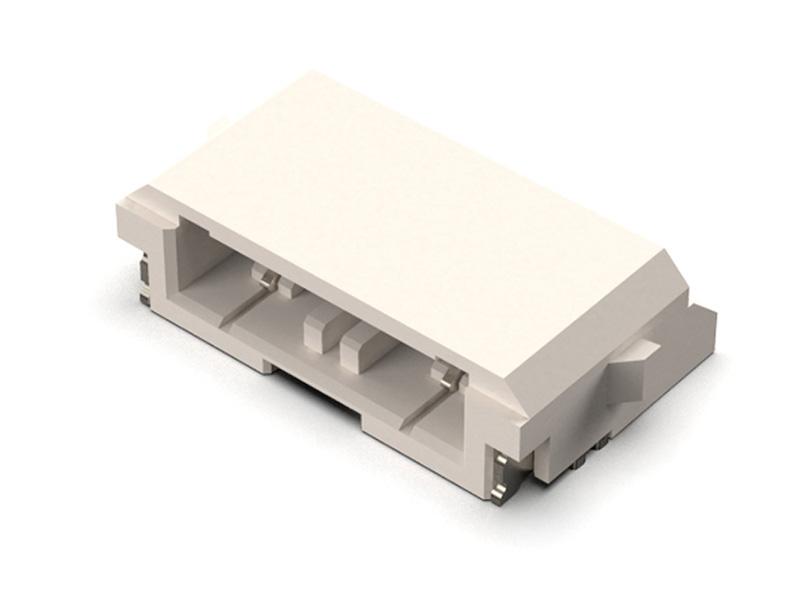 BJ300 - 4.00mm pitch Socket Board to Board Connector