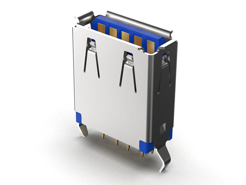 USB1086 -  Full size USB 3.0 Connector