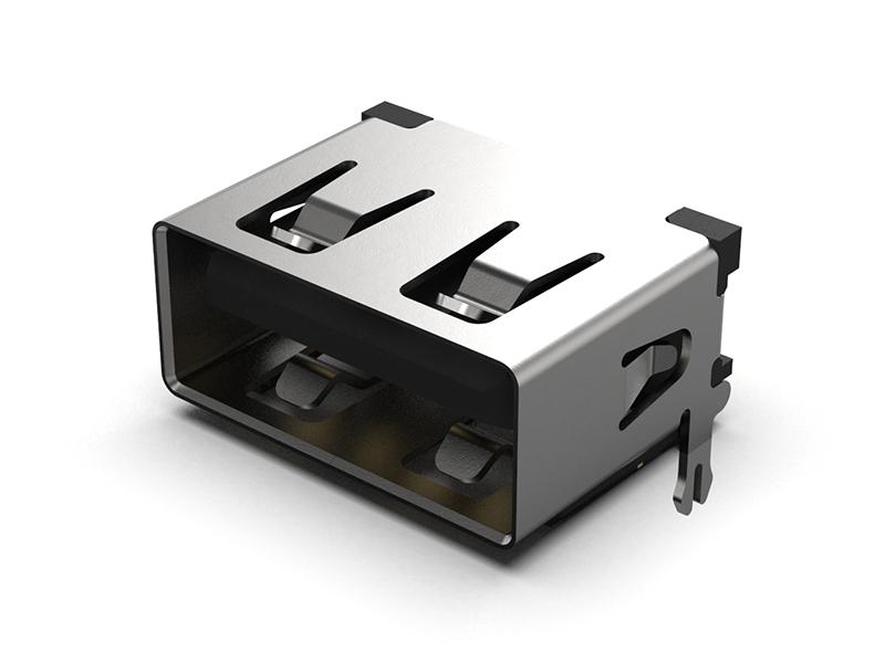 USB1125 -  Full size USB 2.0 Connector