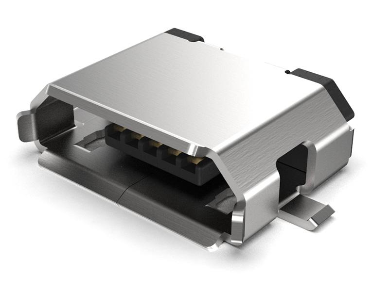 USB3100 -  Micro USB 2.0 Connector