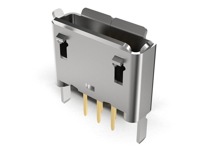 USB3106 -  Micro USB 2.0 Connector
