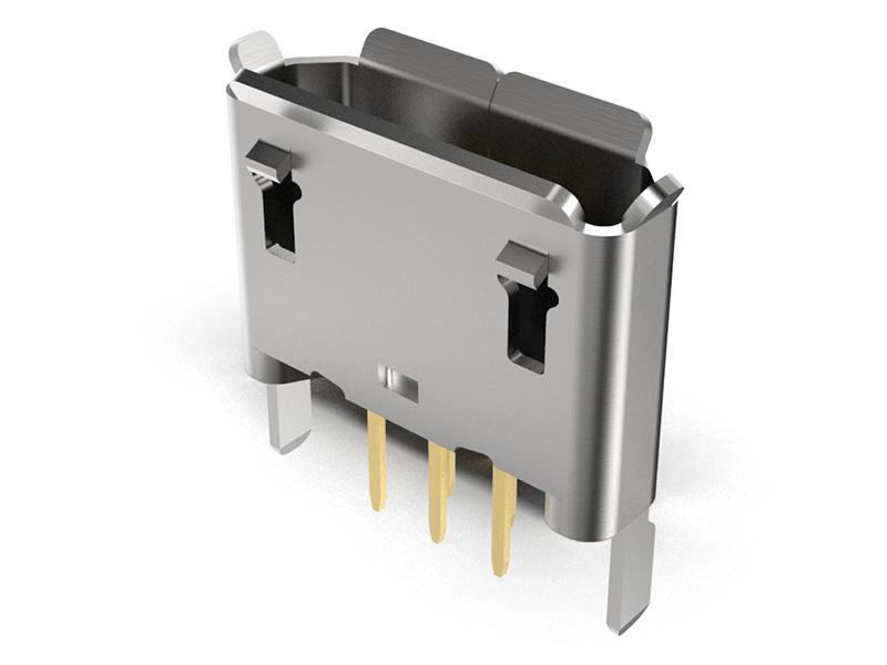 USB3131 -  Micro USB 2.0 Connector