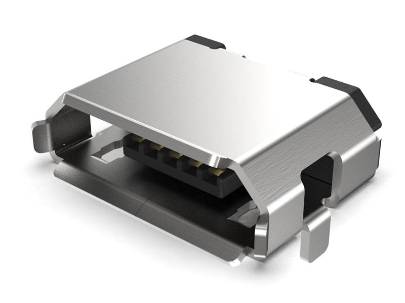 USB3135 -  Micro USB 2.0 Connector