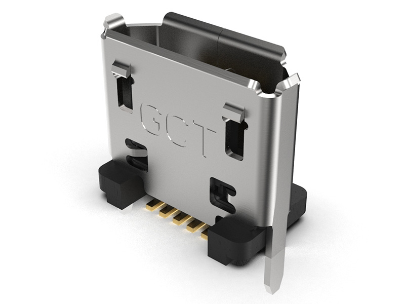 USB3140 -  Micro USB 2.0 Connector