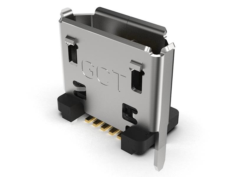 USB3140 -  Micro USB 2.0 Connector