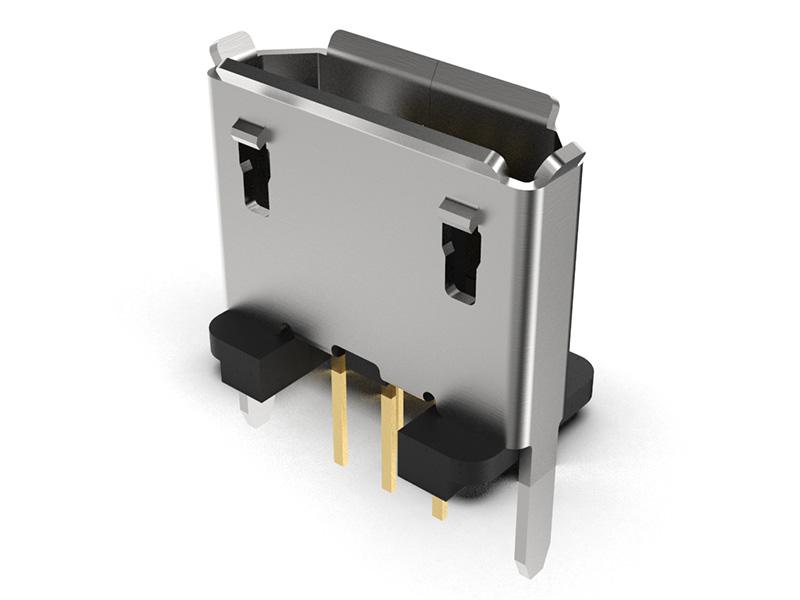 USB3145 -  Micro USB 2.0 Connector