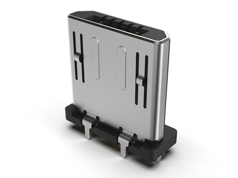 USB3150 -  Micro USB 2.0 Connector
