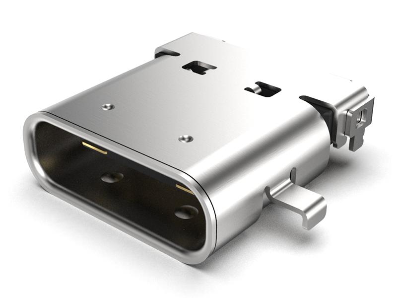USB4050 -  Type C USB 3.2 Gen 2 Connector
