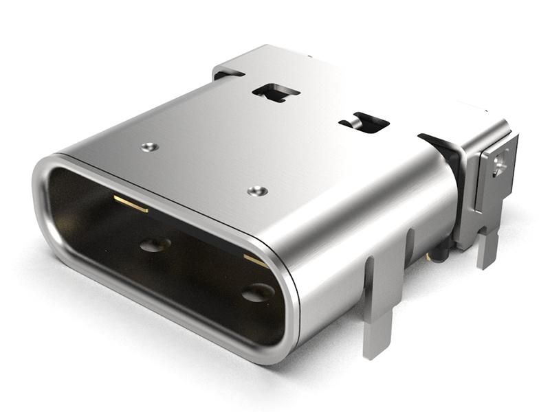 USB4055 -  Type C USB 3.2 Gen 2 Connector