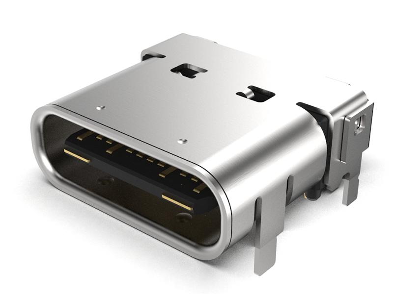 USB4065 -  Type C USB 3.1 Connector
