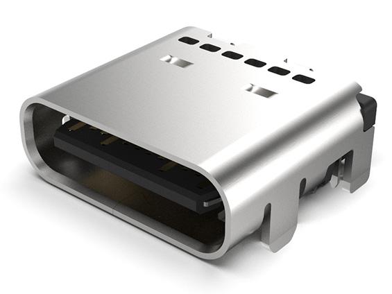 USB4080 -  Type C USB 3.2 Gen 2 Connector