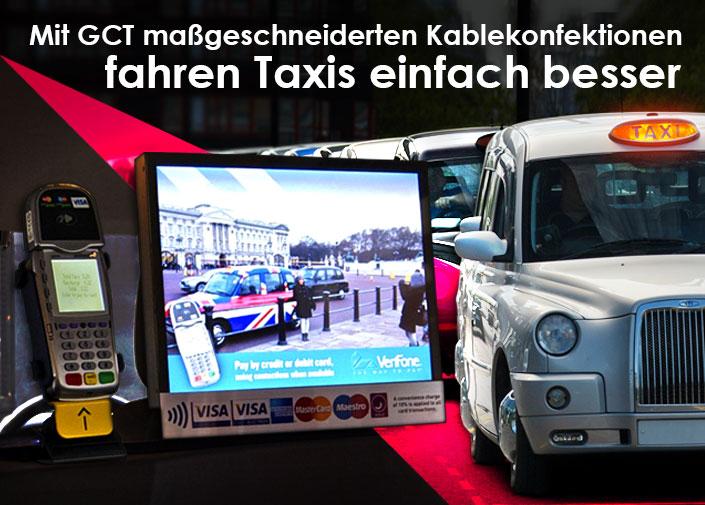 Verifone London Taxi EPOS