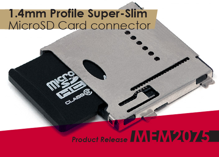 MEM2075 Release - Super Slim Low Profile