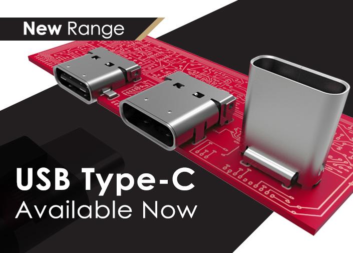 usb type c connectors
